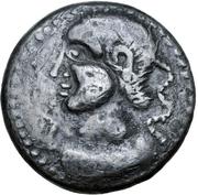 Hexadrachm (Ainorix Type) – avers