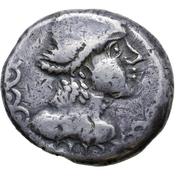 Hexadrachm (Iantumarus Type) – avers