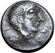 Hexadrachm (Nonnos Type) – avers