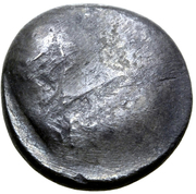 Obol (Roseldorf II Type) – avers