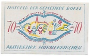 70 Pfennig (Bokel bei Pinneberg) – avers