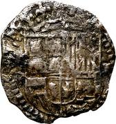 1 real - Felipe III – avers