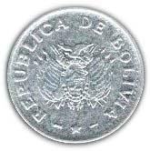 10 centavos (acier) -  avers