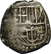 4 reales - Felipe III – avers