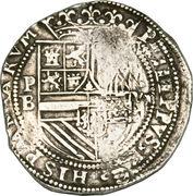 8 reales - Felipe II – avers