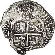 4 reales - Felipe IV – avers