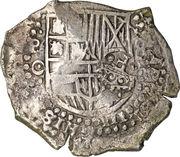 7½ reales - Felipe IV – avers