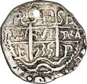 4 reales - Felipe IV – revers