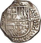 8 Reales- Felipe III – avers