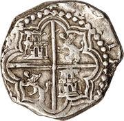 8 Reales- Felipe III – revers