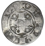 1 Bolognino - Enrico VI – avers