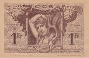 1 franc - Chambre de Commerce de Bordeaux [33] – revers