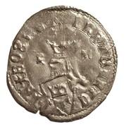 1 AR grosh Tvrtko Kotromanic II (1421-1443) – avers