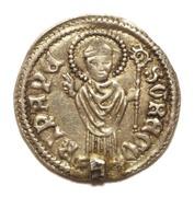 1 AR dinar Stjepan Tomasevic Kotromanic (1461-1443) – revers