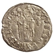 1 AR grosh Tvrtko Kotromanic II (1421-1443) – revers
