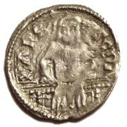 1 AR dinar Stjepan Kotromanic II (Banat Bosnia 1322-1353) – avers