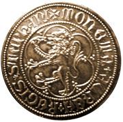 Great Bosnian ducat – avers