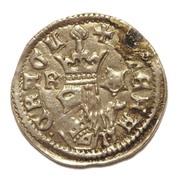 1 AR dinar Stjepan Tomasevic Kotromanic (1461-1443) – avers