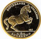 1/25 Suverena (Lipizzaner Stallion) – revers