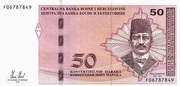 50 Konvertibilnih Maraka -  avers