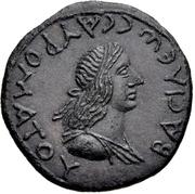 Sestertius - Sauromates II (174-210) – avers