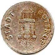 10 pfennig - Bottrop – avers