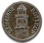 50 pfennig - Bottrop – avers