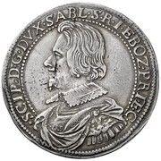 1 ducatone - Scipione Gonzaga – avers