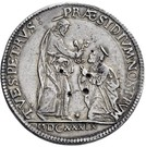 1 ducatone - Scipione Gonzaga – revers