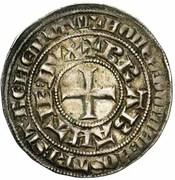 Gros au châtel brabançon - Jean II – revers