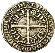 Gros compagnon au lion - Jean III – avers