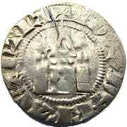 Esterlin au Chatel Brabanconne - Jean III (1318-1355) – avers