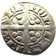 Esterlin au Chatel Brabanconne - Jean III (1318-1355) – revers