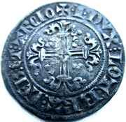 Groot St. Pierre - Jean III  1312-1355 – revers
