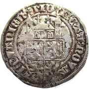 Nouvelle Tourelle (schuerken) Jeanne & Wenceslas 1375, 1380 1380 – avers