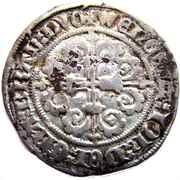 Nouvelle Tourelle (schuerken) Jeanne & Wenceslas 1375, 1380 1380 – revers