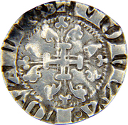 Esterlin - Jean III – revers