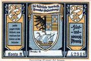 25 Pfennig (Brake; Städtische Sparkasse) – avers