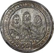 1 Thaler - Friedrich II Albrecht – avers