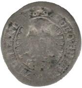 2 kreuzer Georg Friedrich II – avers