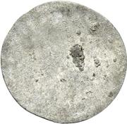 1 Pfennig - Karl Wilhelm Friedrich – revers