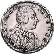 ½ Thaler - Karl Wilhelm Friedrich – avers