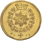 1 Ducat - Christian Friedrich Karl Alexander (Order of the red eagle) – revers