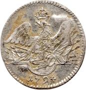 3 Kreuzer - Friedrich Wilhelm II – avers