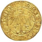 1 Goldgulden - Friedrich VI. – avers