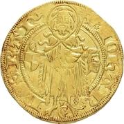 1 Goldgulden - Friedrich VI. – revers