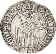 1 Schilling - Johann IV. and Albrecht Achilles (Coin unification) – revers