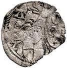 1 Pfennig - Albrecht Achilles – avers