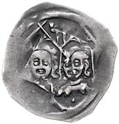 1 Pfennig - Friedrich V. (Langenzenn) – revers