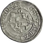 1 Schilling - Johann IV. Alchimysta and Albrecht Achilles – avers